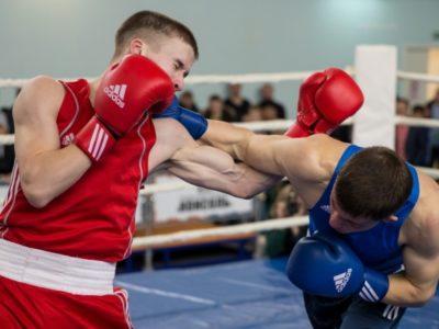 Открытый юношеский турнир по боксу