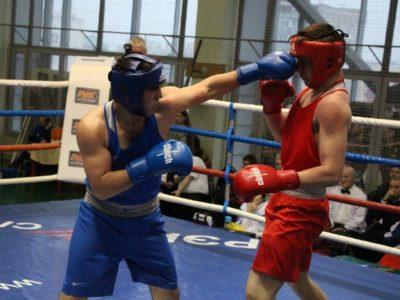 Первенство Москвы по боксу среди молодежи