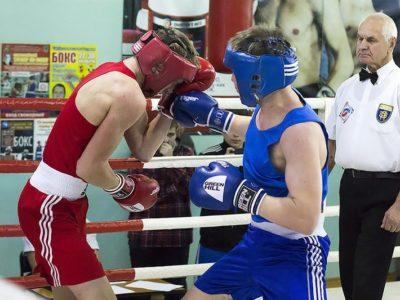 Открытое первенство по боксу на призы ФОК ДЮСШ № 80