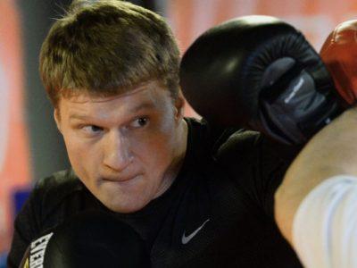 Александр Поветкин проведет бой с боксером из топ-50