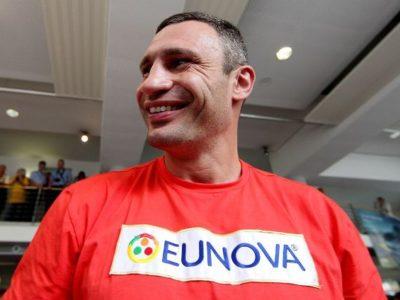 Виталий Кличко назвал имя следующего возможного соперника