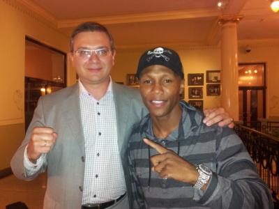 Заб Джуда на Boxing.RU — Эксклюзивное интервью