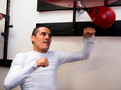 Виктор Терраcас встретится с Робинсоном Кастелльяносом