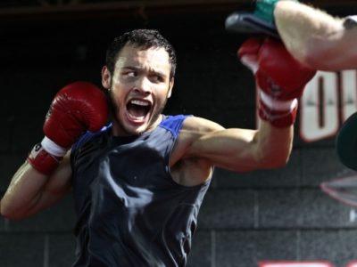 ФОТО: Хулио Сезар Чавес-младший готовится к бою с Энди Ли