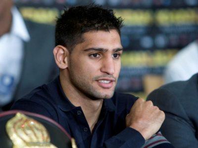 Амир Хан — суперчемпион WBA в первом полусреднем весе