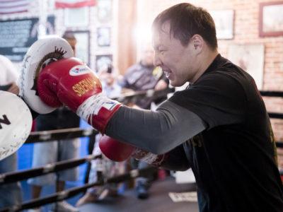 Проводников готов к боям против ТОП-бойцов первого полусреднего веса