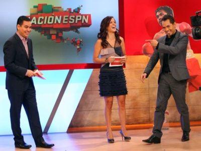 Донэр стал гостем передачи «ESPN Nacion» + фото