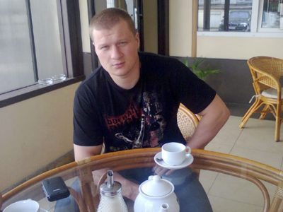 Интервью Александра Поветкина