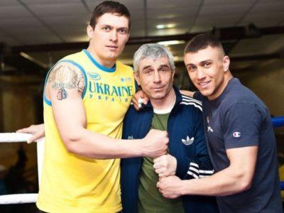 Анатолий Ломаченко: Никто никуда не уходит!