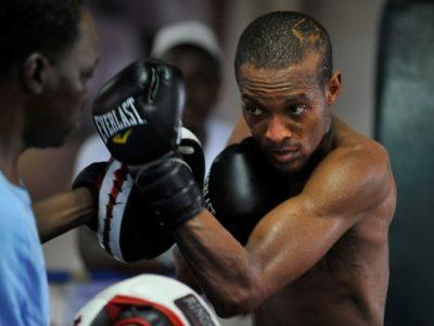 Кабальеро вернется в ринг 17 ноября