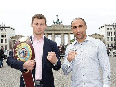 Штиглиц: Германия увидит, что я лучший боец!
