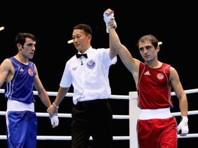 Айрапетян в полуфинале