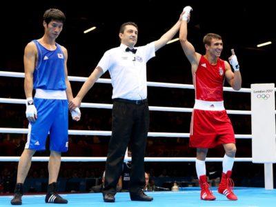 Ломаченко становится двукратным олимпийским чемпионом!