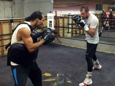 Ковалев проведет бой против Томпсона