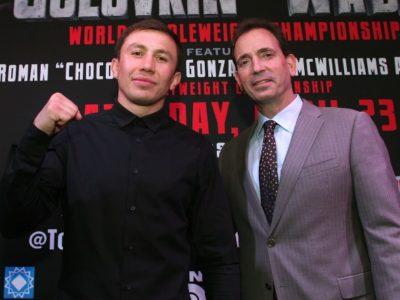 Леффлер: Головкин проведет бой в декабре, а затем в марте на HBO