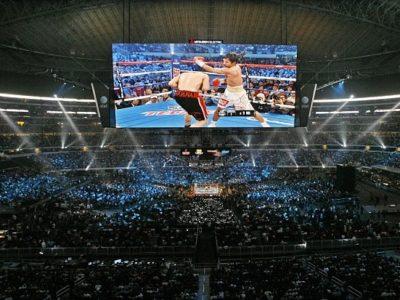 Арум хочет организовать реванш Мартинеса и Чавеса на Cowboys Stadium