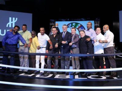 Итоги благотворительного аукциона организованного WBC и Hublot