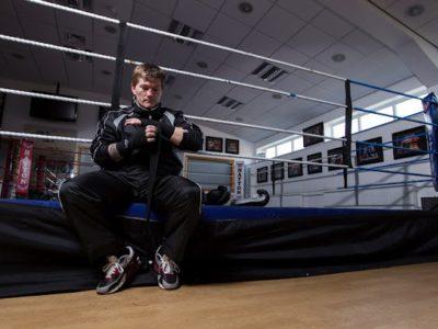 ФОТО: Хаттон готовится к возвращению на ринг