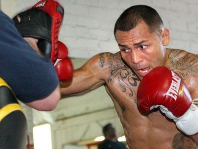 ФОТО: Альварадо продолжает подготовку к бою против Риоса