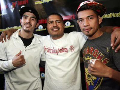 Пресс-конференция Донэр — Нишиока, Риос — Альварадо (высказывания боксеров + фото)