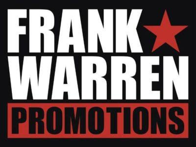 Frank Warren Promotions: Поединок Гроувз — Джонсон состоится!
