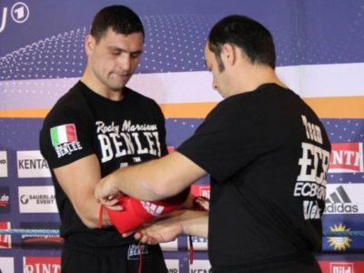 Алексеев лишен титула чемпиона Европы
