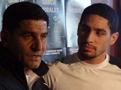 Дэнни и Анхель Гарсиа о матче-реванше с Моралесом