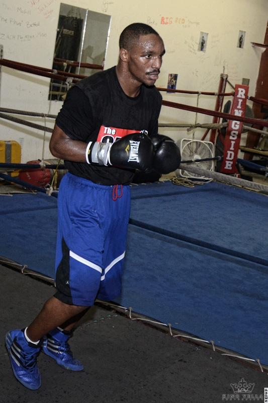 Boxingscene