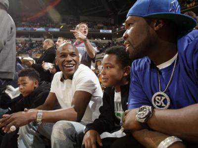Как 50 Cent и Томми Саммерс рассорить Мейвезера и Хэймона пытались…