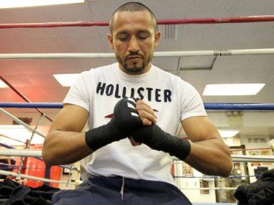 Салидо: Я уверен в победе над Гарсиа