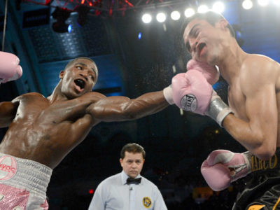 ДеМарко: Бронер — превосходный боксер!
