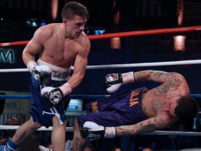 Cантана вырубил Гарсиа, Платов вернулся на ринг + ФОТО
