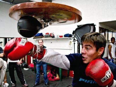 ФОТО: Арсе готовится к поединку против Донэра