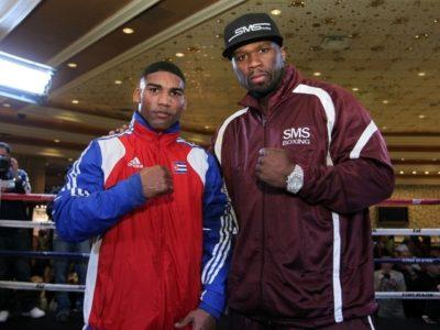 Гамбоа и 50 Cent о прошедшем поединке против Фаренаса и о возможном бое против Бронера