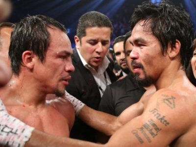 Обращение Мэнни Пакьяо к поклонникам бокса