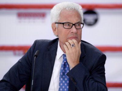 Бенте: О допинг-пробе узнал от президента BDB