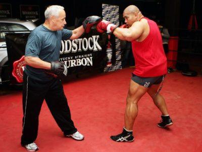 Дэвид Туа собирается вернуться на ринг