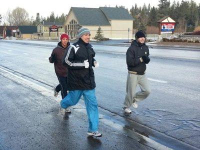 ФОТО: Головкин продолжает подготовку к поединку против Росадо