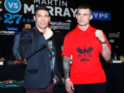 Маррей: Я не переживаю по поводу того, что бой с Мартинесом пройдет в Аргентине