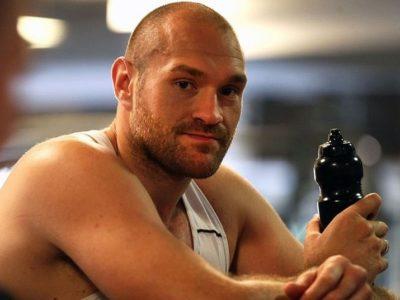 Тайсон Фьюри Владимиру Кличко: Если ты будешь драться с Солисом, то ты — м**да!