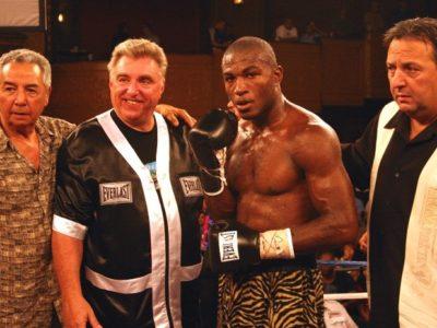 В преддверии боя с Хопкинсом, Клауд отказался от услуг своего тренера Эла Бонанни