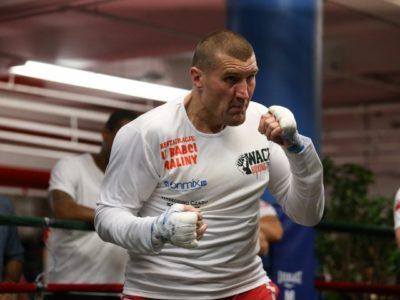 Мариуш Вах отстранен от бокса на год