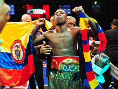 Ромеро стал чемпионом IBF в первом полулегком весе, Коробов и Гонсалес побеждают + ФОТО