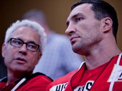 Команда Кличко отрицает факт ведения переговоров с командой Фреса Окендо
