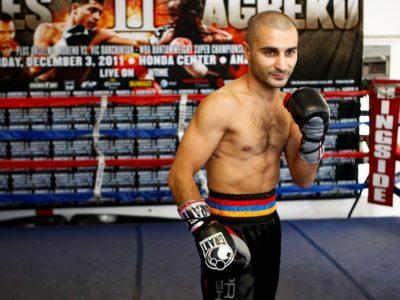 Арум: Дарчинян может заменить Ригондо в бою против Донэра