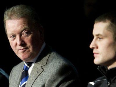 Фрэнк Уоррен намерен подать в суд на Рикки Бернcа, однако Matchroom Boxing этим не обеспокоена