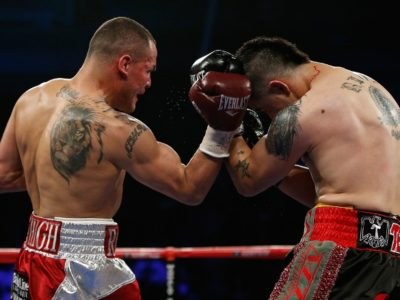 Майк Альварадо взял реванш у Брэндона Риоса