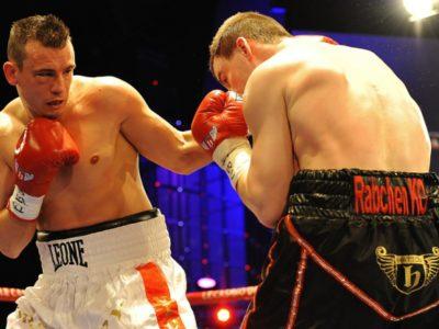 Рабченко уничтожил Ниччи за 2 раунда
