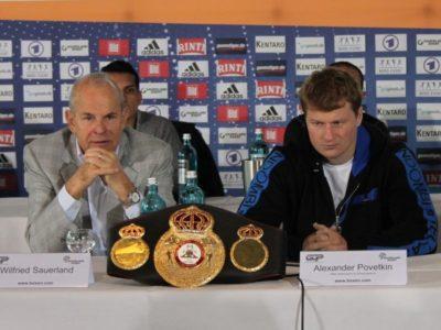 Sauerland Event отрицает проведение боя Поветкин — Окендо 17 мая