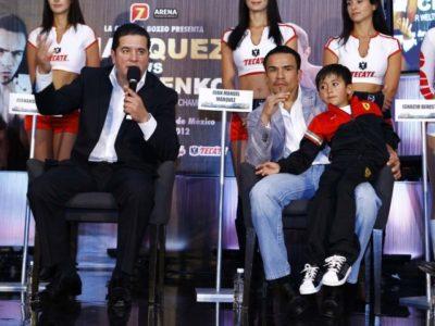 Фернандо Бельтран: Лишь гонорар за 5-й бой против Пакьяо в полной мере удовлетворит финансовые запросы Маркеса